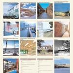 """Conferencia en las jornadas """"A arquitectura desde Canarias"""" en Santiago de Compostela."""