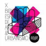 Casa Ruiz en la X Bienal de Arquitectura y Urbanismo. Folleto.